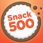 500 snacks in één app