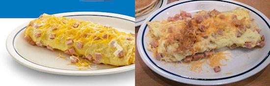 Snack vergelijking: IHOP