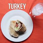 Snack na stappen Turkije