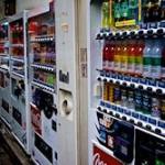 Sociale en verse snacks uit de automaat