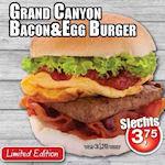 Snackpoint vierkante hamburger