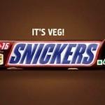 Vegetarische Snickers? In India kan het gewoon!