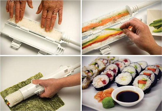 Sushezi - Sushi made easy