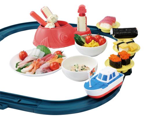 Sushi set voorkant