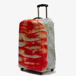 Sushi tas om koffer