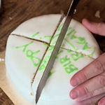 Geniet langer van verse taart