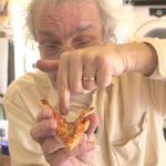 Techniek achter pizza eten