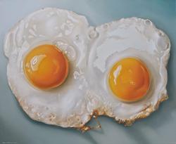 Tjalf Spaarnaay  eieren
