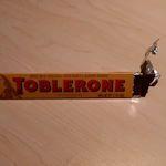 U eet Toblerone fout!