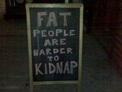 Uithangbord: Kidnappen