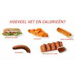 In welke snack zitten de meeste calorieën?