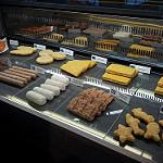 Vitrine cafetaria
