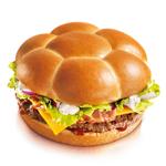 WK burger McDonald's