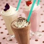 Wie verbetert het wereldrecord milkshake drinken?