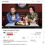 YouTube Burger King