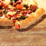Zuurkool pizza