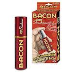 Met baconspray ruikt alles naar bacon
