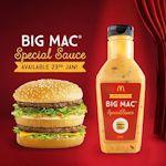 4000 flessen Big Mac saus in vijftien minuten uitverkocht