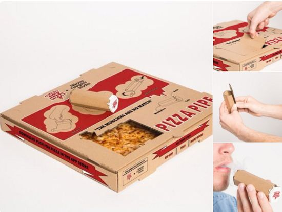 pizza pipe