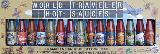 world traveler sauces box